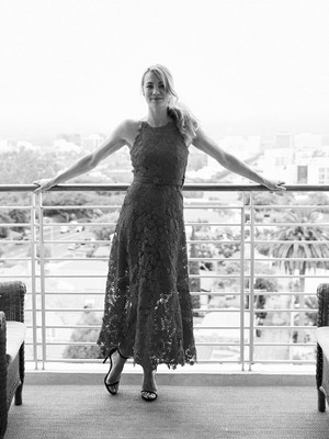 Yvonne Strahovski ~ Coveteur Photoshoot