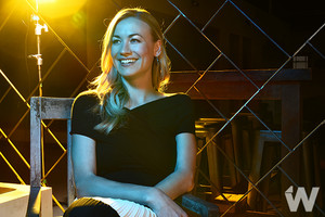 Yvonne Strahovski ~ The Wrap Photoshoot