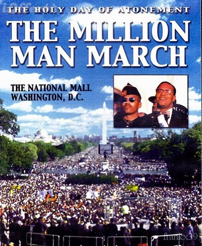 The 90s wallpaper called 1995 Million Man March