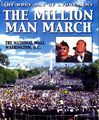 1995 Million Man March  - the-90s photo