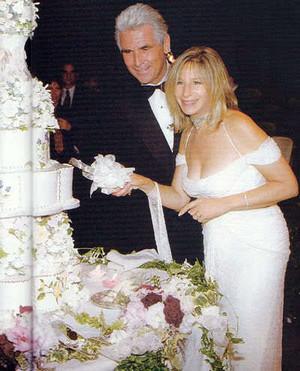 Barbra Streisand And James Brolin's Wedding