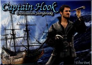 captain hook destination storybrooke द्वारा into dark d5xtz36