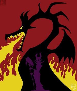 Transformation Of Maleficent