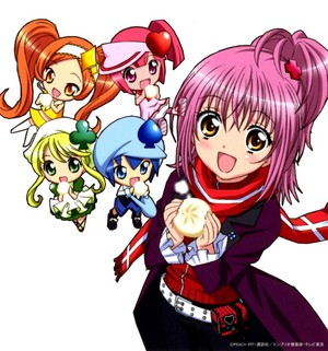 image. Amu and shugo chara!!!