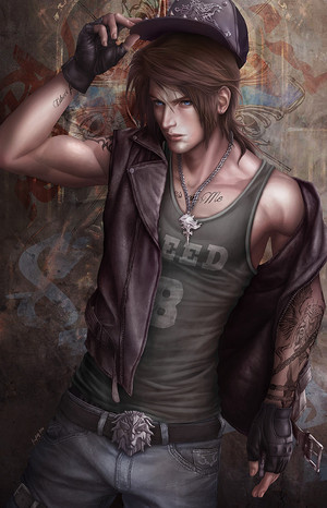 kevin patag Squall Leonhart