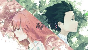 koe no katachi illustration draw