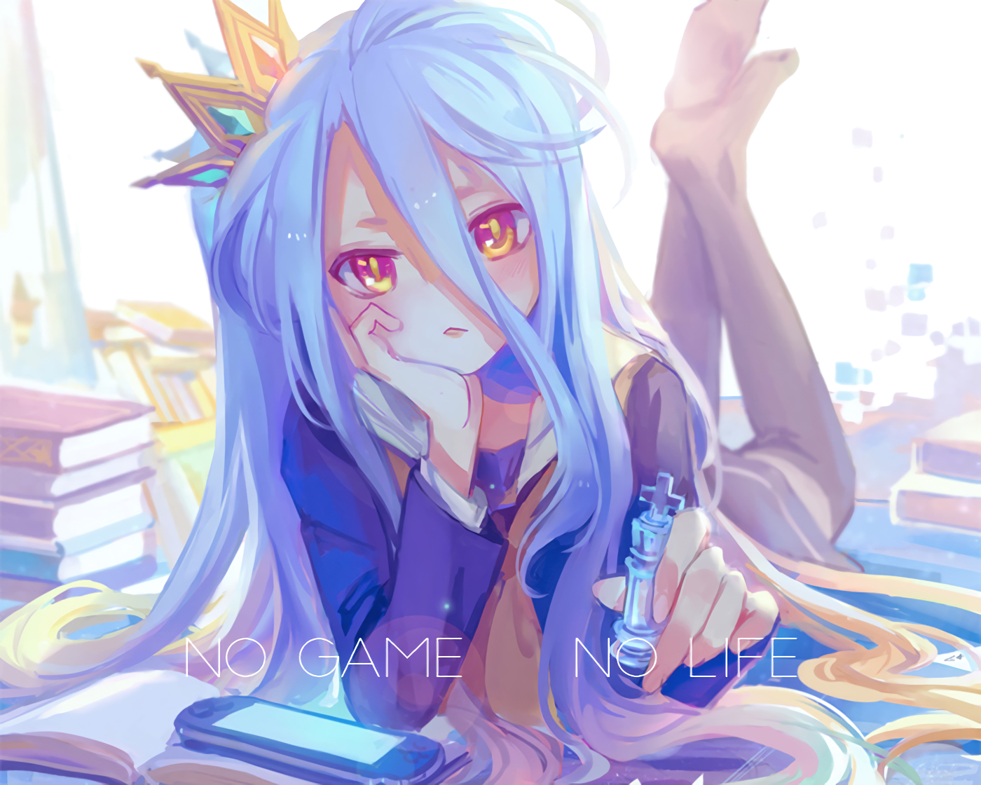 No game no life 1 no game no life anime wallpaper - Anime girl picture download ...