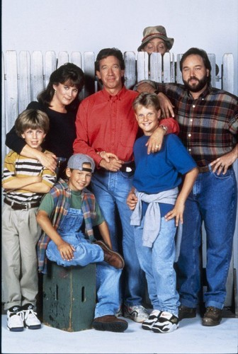 The 90s wallpaper titled Home Improvement