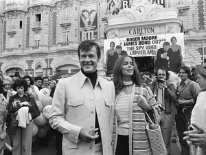 1977 Premiere Of The Spy Who Loved Me