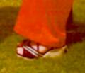 Debbie's Shoe - the-debra-glenn-osmond-fan-page photo