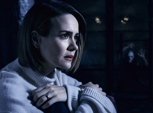 American Horror Story wallpaper called 'American Horror Story: Cult' Character Promotional Photo