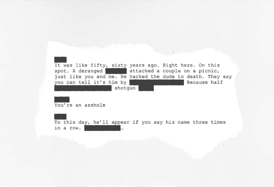 'American Horror Story: Cult' Script Snippet ~ Twisty