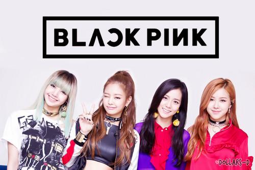 Black 粉, 粉色 壁纸 entitled BLACKPINK