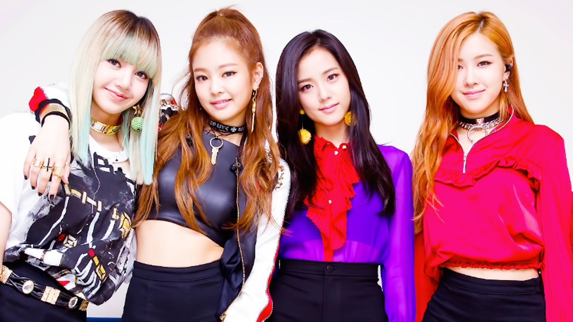 Blackpink Kpop Girl Power Wallpaper 40670894 Fanpop