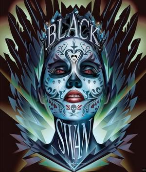 'Black Swan' 할로윈 2017 Limited Edition DVD/Blu-Ray Art