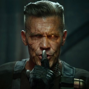 'Deadpool 2' First Look ~ Josh Brolin as Cable