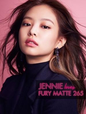 """[ENDORSEMENT] Jennie for Dior's """"Rouge Dior Liquid"""""""