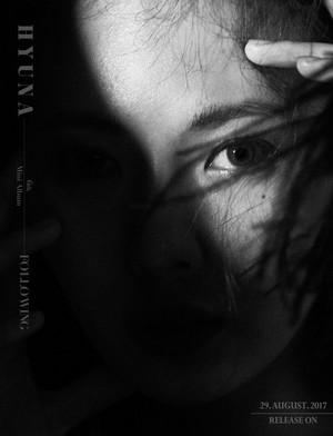HyunA 6th Mini Album 'Following' Concept picha