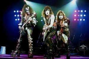 Kiss ~Toledo, Ohio...January 8, 1983