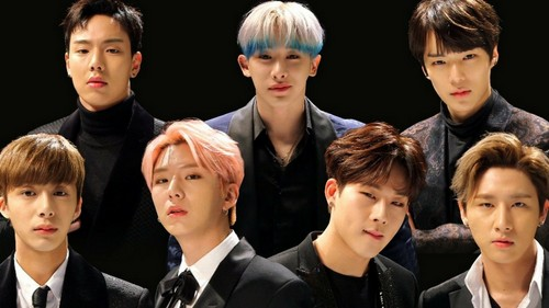 Monsta X wallpaper titled Monsta X wallpaper