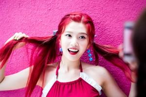 Red Velvet 'Red Flavor' Promotional Video Shooting - Joy