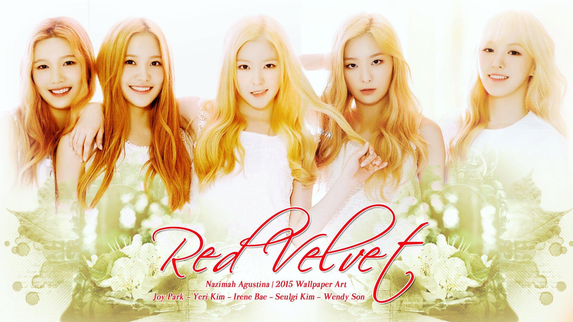 Girl Power K Pop Images Red Velvet Hd Fond D Ecran And Background