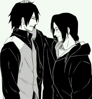 *Sasuke / Itachi : Loving Brothers*