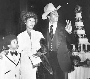 1978 Wedding Reception
