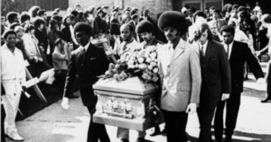 Jimi Hendrix Funeral Back In 1970