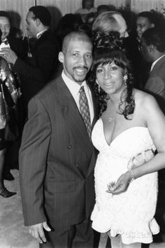 Aretha's Birthday Party In 1992