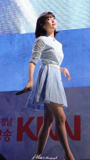 170703 IU at Hite Extra Cold Summer Festival in Haeundae
