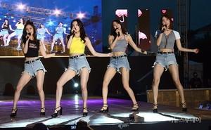 170730 Dalshabet @ 2017 Miss Bikini Korea