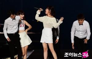 170804 李知恩 at Psy's 音乐会