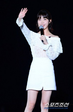 170804 IU at Psy's buổi hòa nhạc