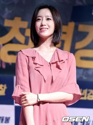 170807 T-ARA's Eunjung @ VIP Premiere of Movie 'Midnight Runners'