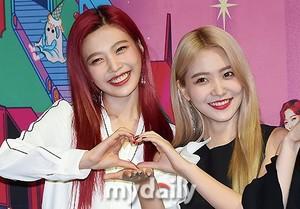 170820 Red Velvet 1st Concert 'Red Room' Press Conference