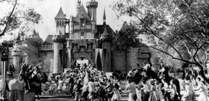 1955 Grand Of Disneyland