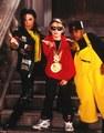 1991 Video, Black Or White  - mari photo