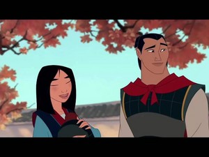 1998 Disney Cartoon, Mulan