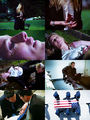 24's Iconic Moments - Audrey's Death - 24 fan art