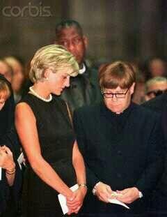 Gianni Versace Memorial Service