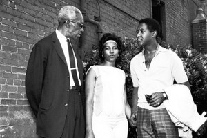 On Tour With Sam Cooke