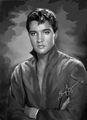Elvis - elvis-presley fan art