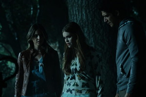 6x11 ~ zei the spin to the Fly ~ Lydia, Scott and Malia