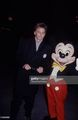 Mickey And Barry Manilow  - disney photo