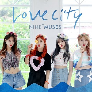 9MUSES - MUSES DIARY PART.3: pag-ibig CITY