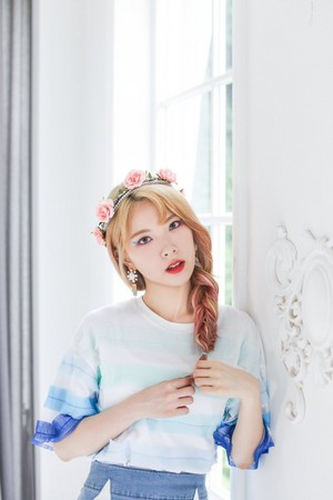 9MUSES Repackage Mini Album 'MUSES DIARY PART.3 - amor CITY' Teaser Image