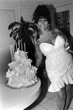 "Aretha's ""50th"" Birthday Party 1992"