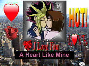 A cœur, coeur Like Mine