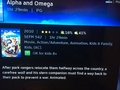 A&O on Stars Encore Channel - alpha-and-omega photo